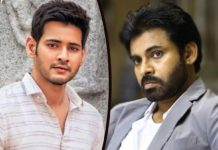 Mahesh Babu Pawan Kalyan First choice for V