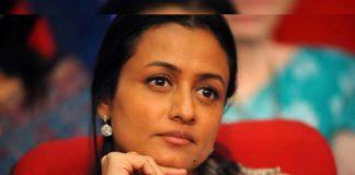 Mahesh Babu wife takes up Safe Hands Challenge