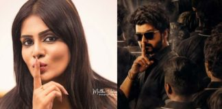 Meera Mitun : Vijay look from Master poster copied from her photo