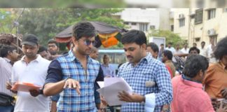 Nani possibilities with Maruthi?