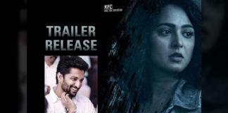 Nani to release Nishabdham trailer