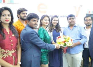 Niharika Launches CellBay 60th Store