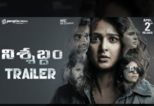Nishabdham trailer review