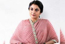 Ramya Krishna as powerful politician