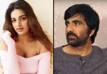 Ravi Teja complete entertainer with Nidhhi Agerwal