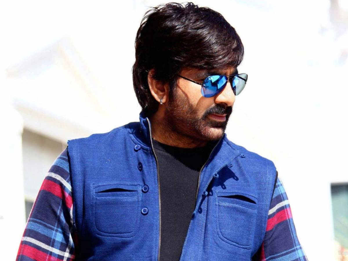 Ravi Teja fees A big headache