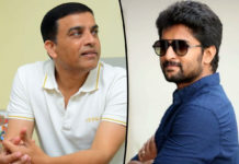 Sacred Dil Raju against Nani idea