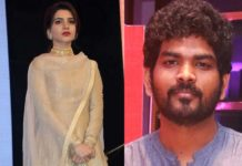 Samantha apologizes to Vignesh Shivan?