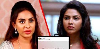 Sri Reddy says Amala Paul your Punjabi husband take care of u