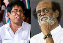 Sundarrajan Controversial comments on Rajinikanth