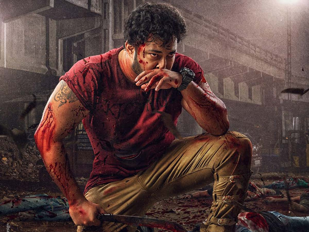 Tanish first look from Mahaprasthanam