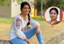 Varalaxmi Sarathkumar comments on stepmom Radikaa