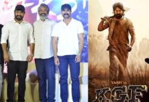 Why is KGF team in touch with Team RRR?