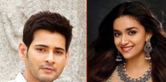 Keerthy Suresh in Mahesh Babu and Parasuram film?