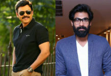 Venkatesh : I have not seen such a giving person like Rana Daggubati