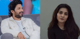 Allu Arjun love life with another actress