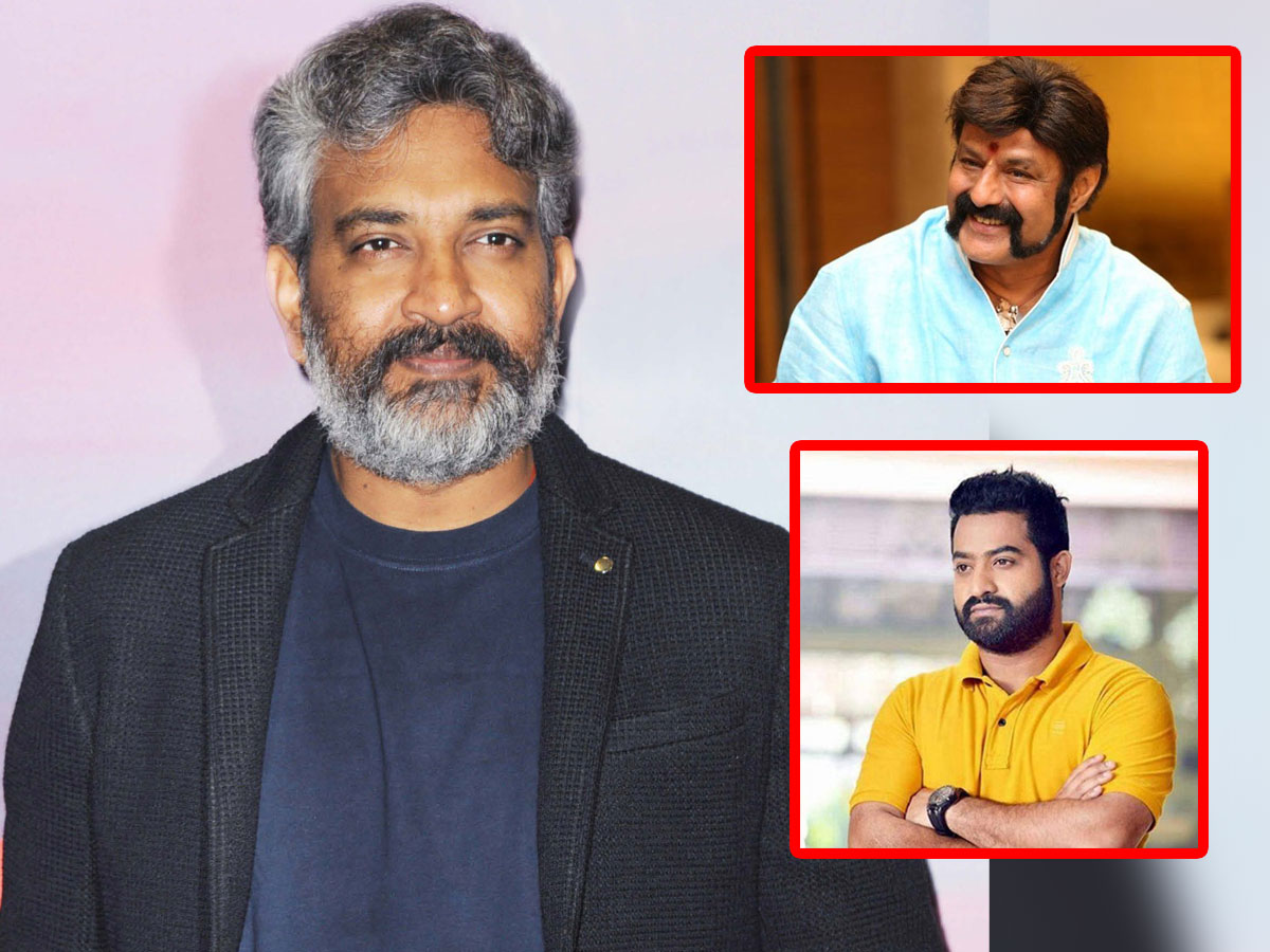 Balakrishna rejected it, But Jr NTR accepted it: Rajamouli