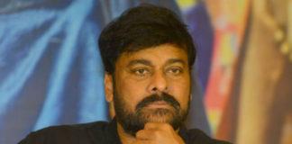 Chiranjeevi announces his next three films