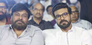 Chiranjeevi beat Ram Charan with police belt