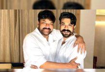 Chiru responds on Charan's special role in Acharya