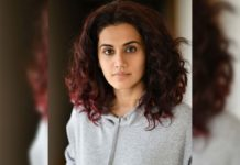 Corona virus spoils Taapsee's plans badly