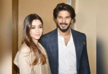 Dulquer Salmaan love story revealed