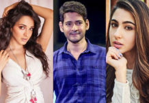 Either Sara Ali or Kiara Advani for Mahesh Babu