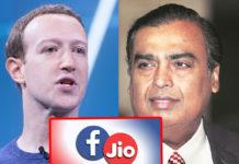 Facebook to invest $5.7 billion in Mukesh Ambani Jio platform