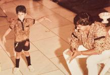 Glimpse of Chiranjeevi' Birthday boy