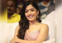 His secret crush on Rashmika Mandanna
