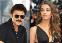 How did Venkatesh miss her?
