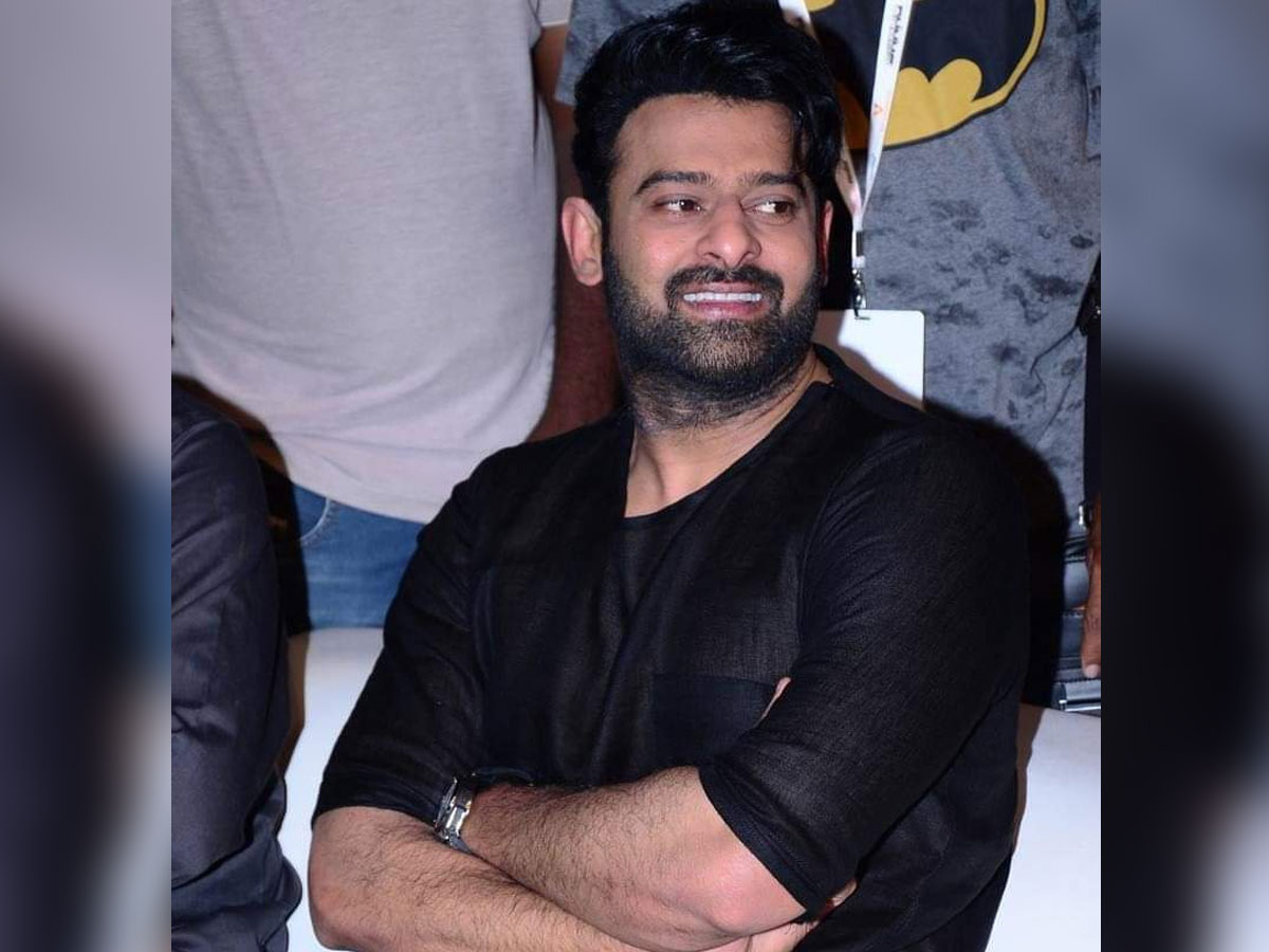 Mythri Movies trying for Prabhas crazy combo