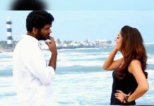 Nayantara and Vignesh Shivan once upon a time in PondyWood