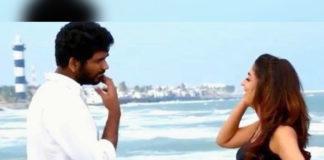 Nayantara and Vignesh Shivan once upon a time in PondyWood