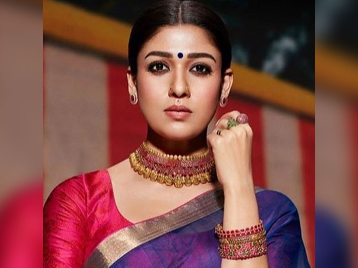 Nayantara talks about her love failure