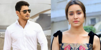Not Keerthy, it's Shraddha Kapoor for Mahesh Babu