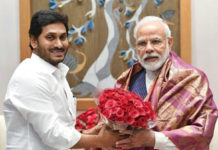 PM Modi thanks AP CM Jagan Reddy