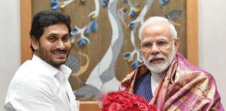 PM Modi thanks AP CM Jagan Reddy