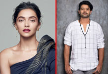 Prabhas pissed off Deepika?
