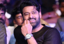 Prabhas talkative Power