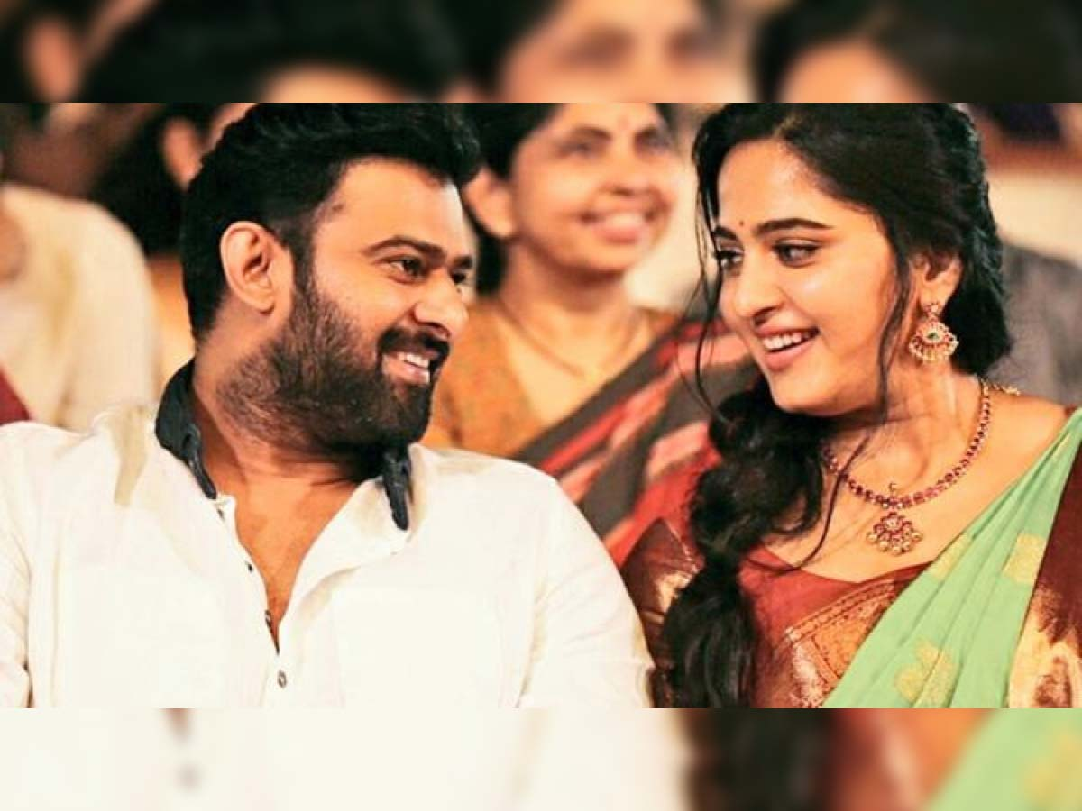 Prabhas video Conferencing to Anushka?