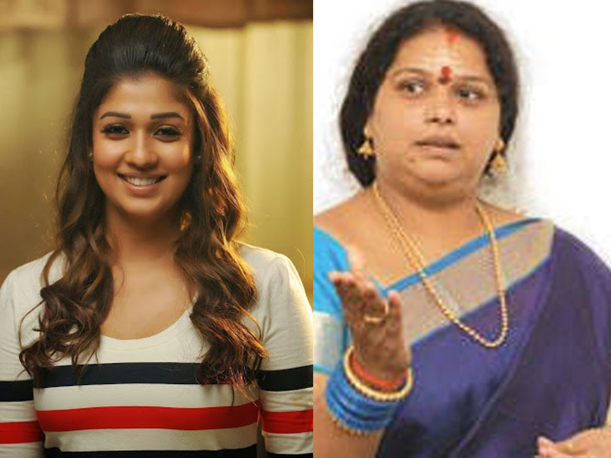 Prabhu Deva wife: Nayantara is appropriate instance of a foul lady
