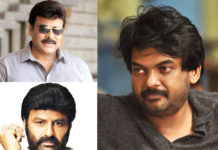 Puri Jagannath has two options; Chiranjeevi or Balakrishna