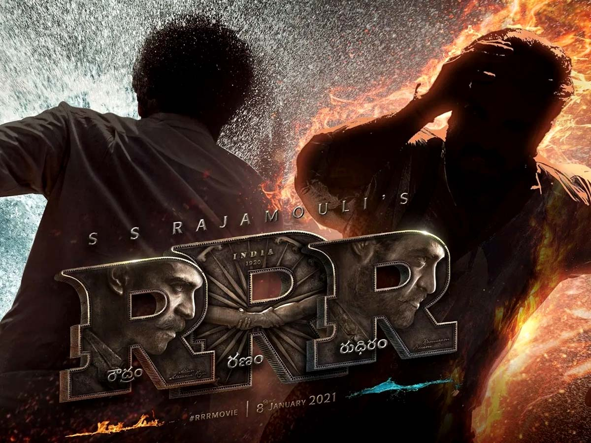 RRR actors to pass their lives in War: Climax