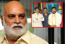 Raghavendar Rao multistarrer with Mega-Daggubati-Akkineni?