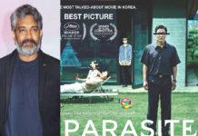 Rajamouli review on Parasite: Boring