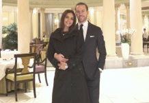 Ram Charan item girl dating Spanish businessman