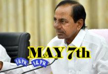 Telangana extends lockdown till May 7