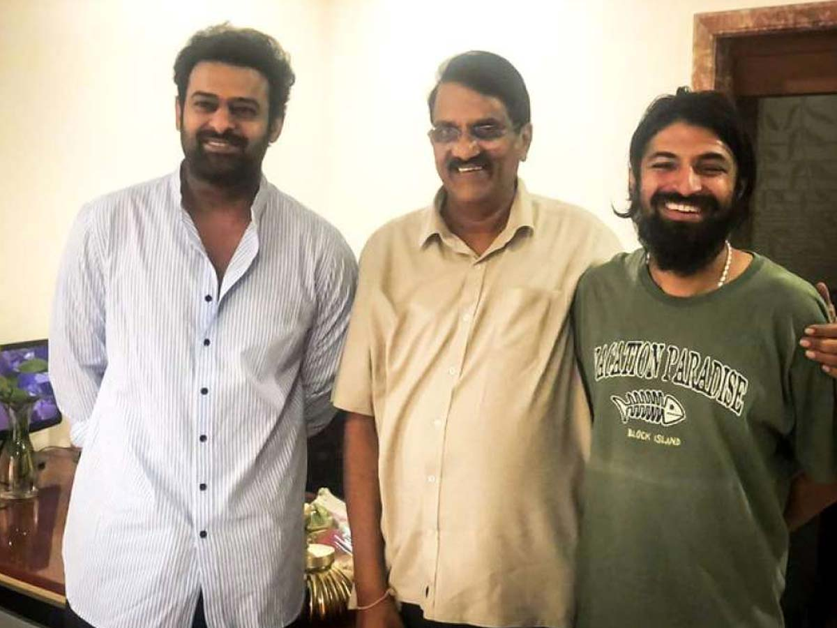 Theme plot of Prabhas - Nag Ashwin project revealed