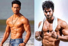 Tiger Shroff says: Wowwww Sudheer Babu! Next Level